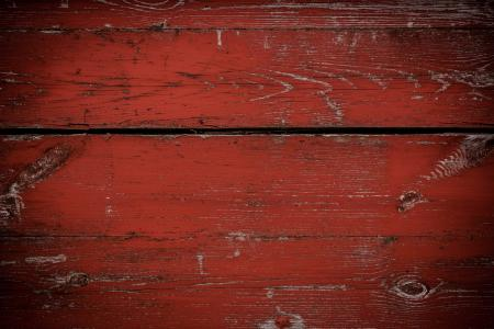 Grunge Red Wood Texture