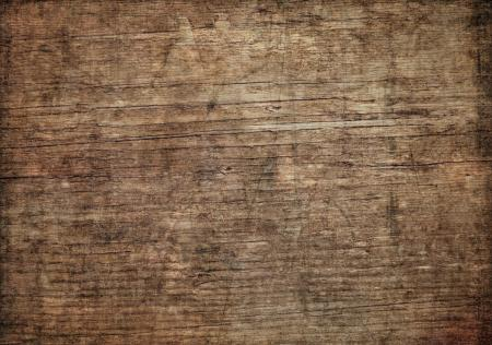 Grunge wooden background