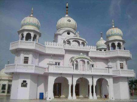 Gurudwara Takht Sri Damdama Sahib