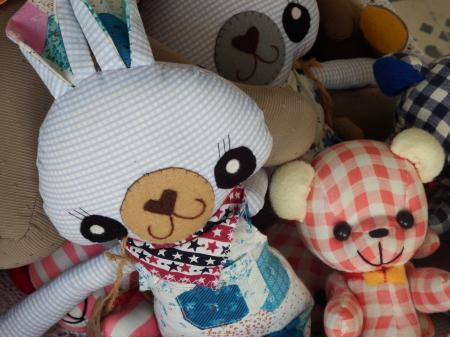 Handmade Teddy Bears
