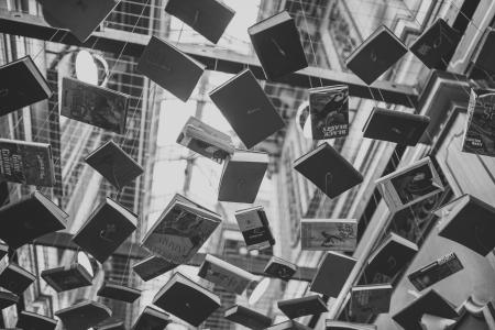 Hanging Books