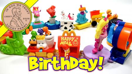 Happy Birthday Toys