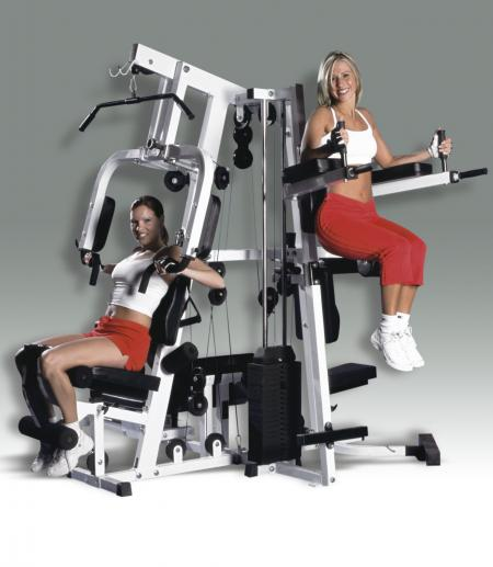 Healthclub equipment