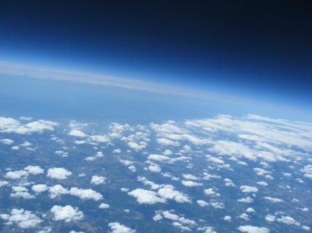 High Altitude Clouds