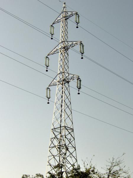 High-voltage Relay