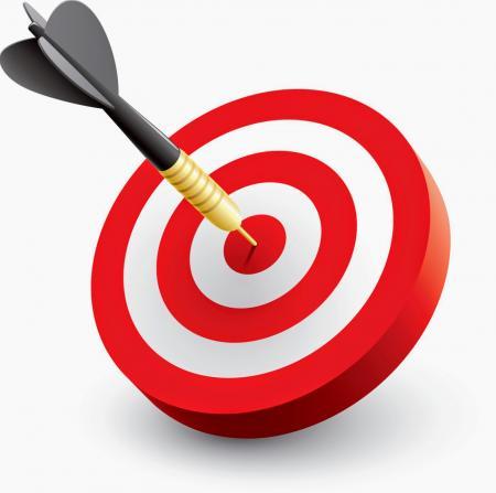 Hit the Bullseye!