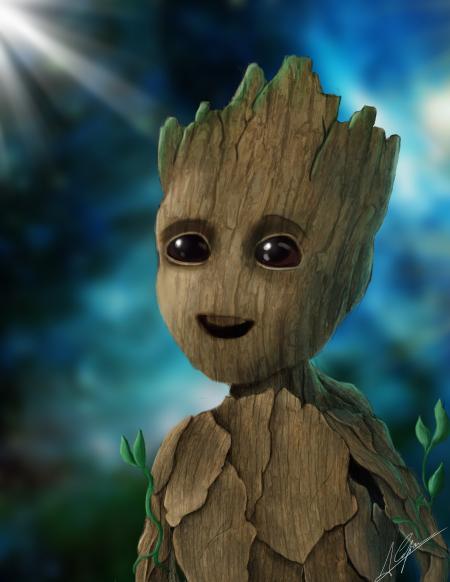 I'm Groot
