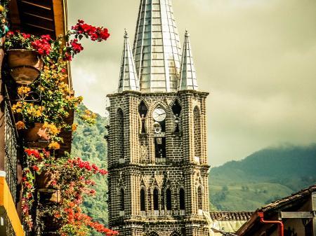 Iglesia Jardín - Antioquia