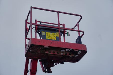 Industrial Boom Lift