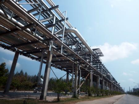 Industrial Oil / Gas Pipeline
