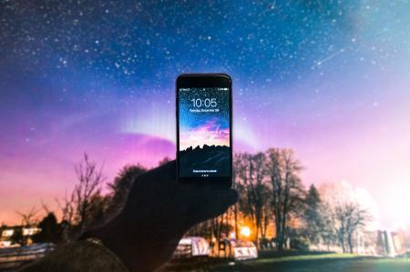 Iphone at 10:05 Screenshot