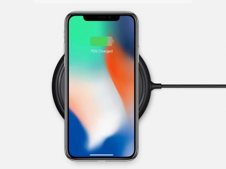 iPhone X Charging
