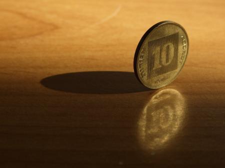 Israeli Coins - 10 agorot