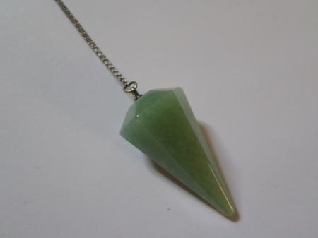 Jade pendulum