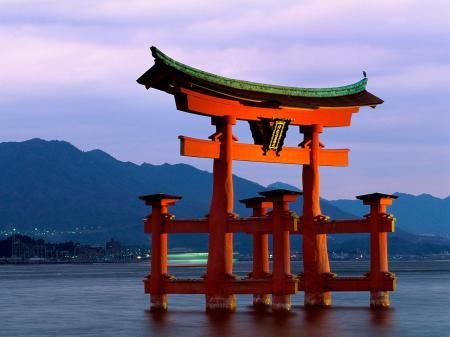 Japan Monument