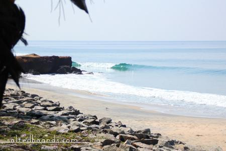 Kerala Beach landscape