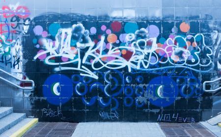 Komsomol graffiti