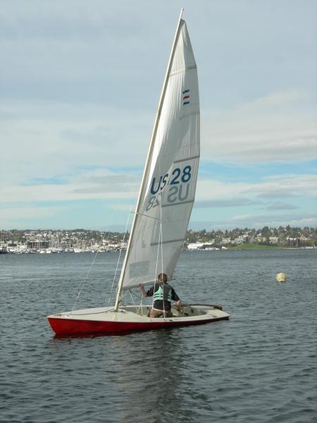 Large Sailboat 2