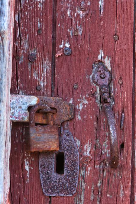 Latch and lock