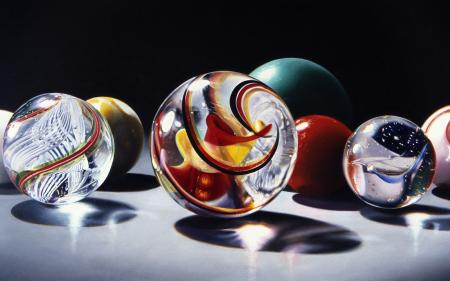 Marbles Wallpaper