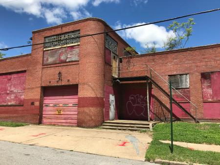 Martin Brothers Automobile Dealership, 2300 N. Monroe Street, Baltimore, MD 21217