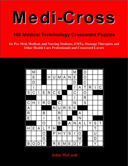 Massage Crossword Puzzle