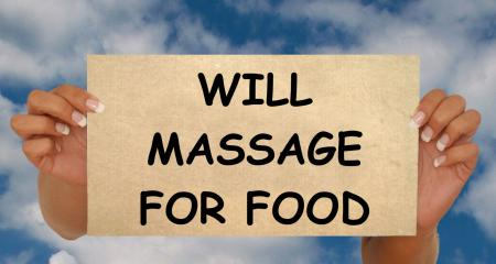 Massage for Food