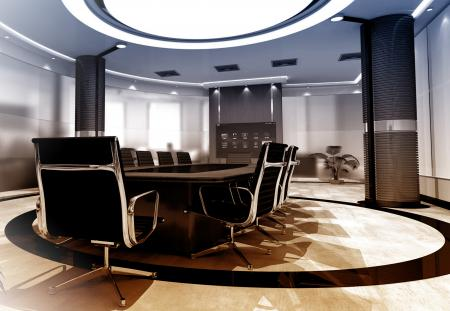 Meeting Room - Corporate Concept