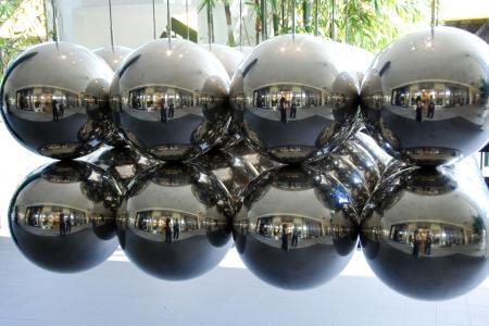 Metal Balls, Florida, January 2007