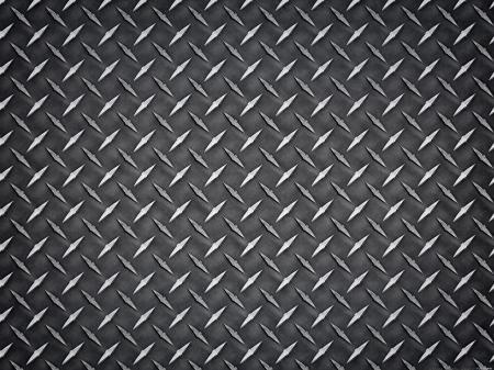 Metal plate texture