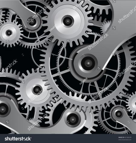 Metallic Gears