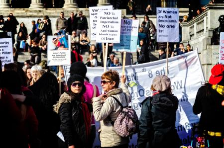 Million Women Rise London 2014 - 05