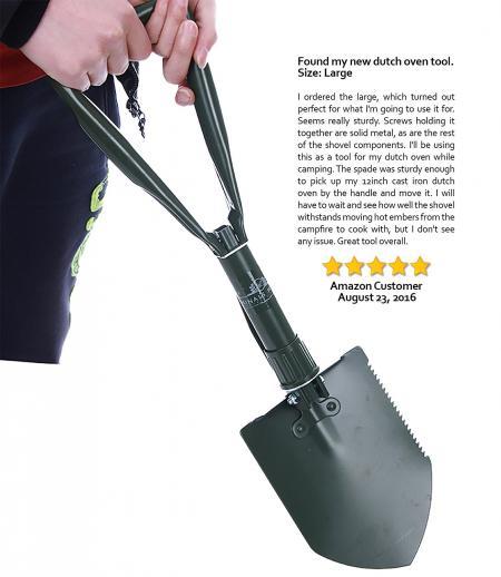 Mini hand shovel