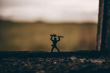 Miniature Soldier