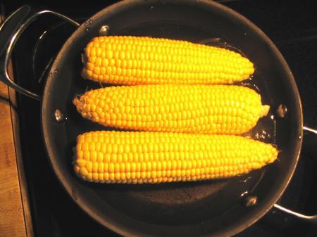 Mmm.....corn!
