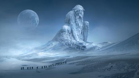 Montañas de fantasia