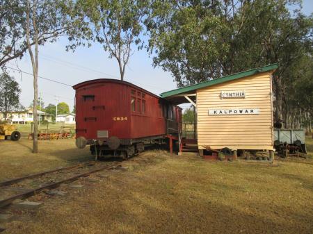 Monto Queensland : Historical Museum.!