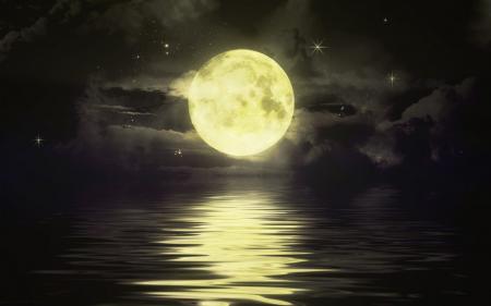 Moon track