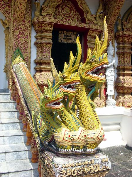 Multi-headed Naga