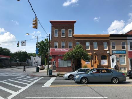 New Wyman Park Restaurant, 138 W. 25th Street, Baltimore, MD 21218