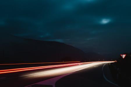 night track
