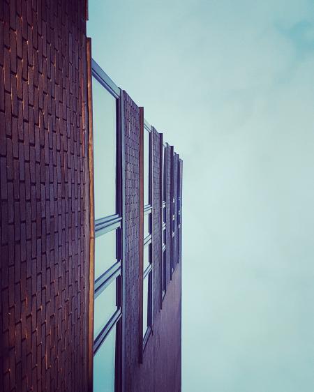 Office Building Against Sky