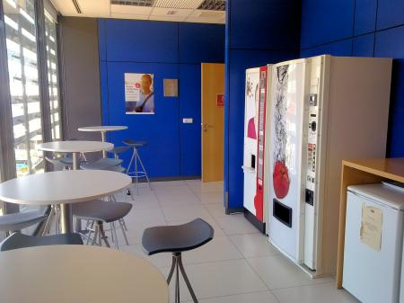 Office's coffee room