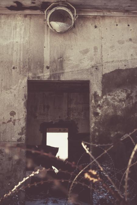 Old Abandoned Guard Station