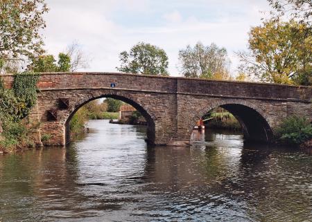 Old Avon Bridge