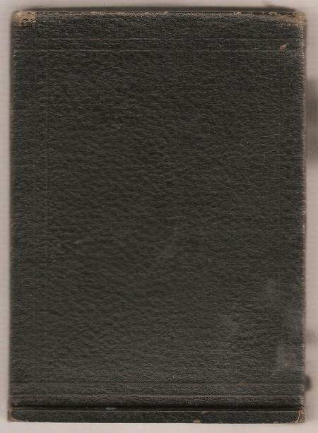 Old black leather texture