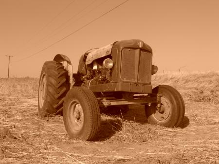 Old Fordson Laid to Rest