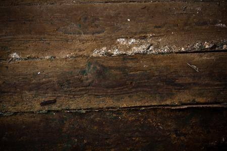 Old Grungy Wooden Texture