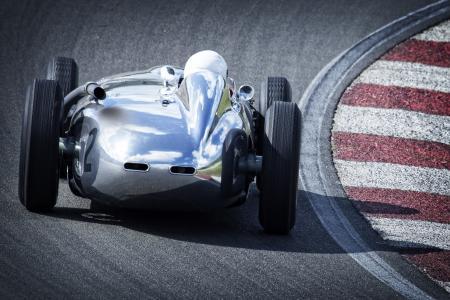 Old Racecar