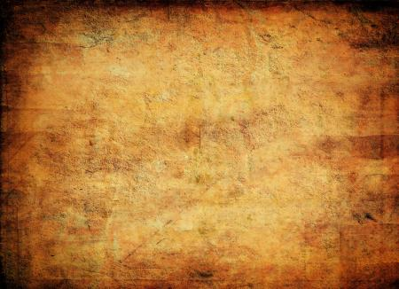 Old tainted parchment - Grunge background